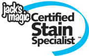Jack's Magic Certified Stain Specialist